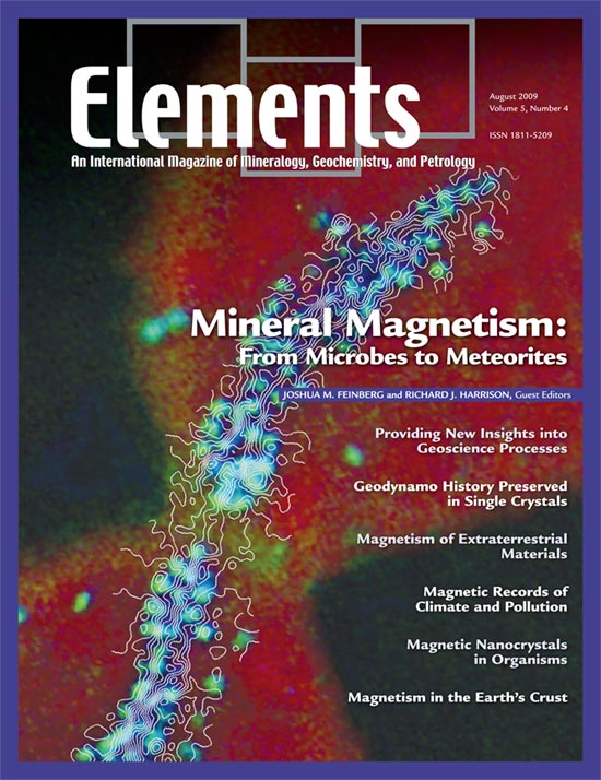 Mineral Magnetism: From Microbes to Meteorites